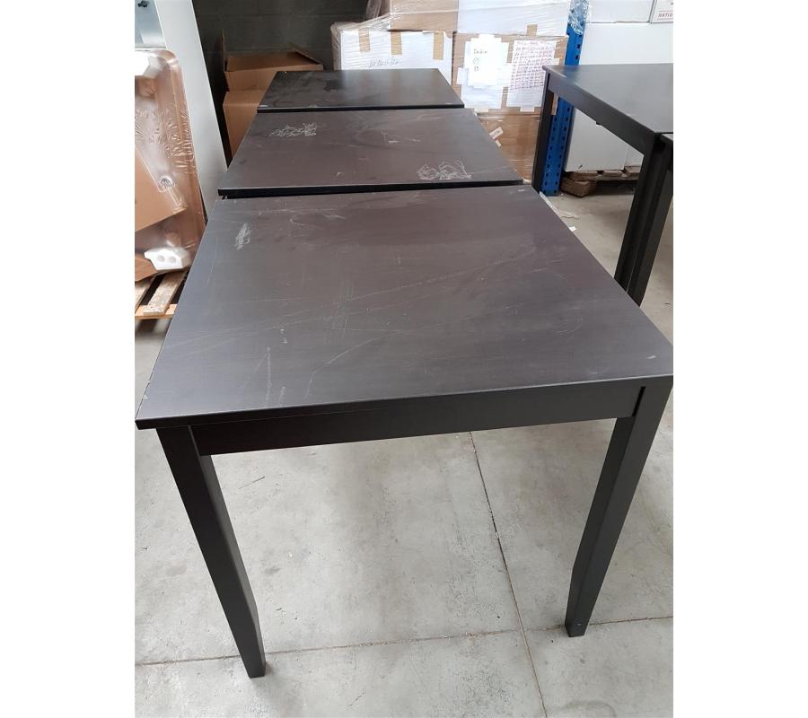 lot de 5 tables ikea carr e. Black Bedroom Furniture Sets. Home Design Ideas