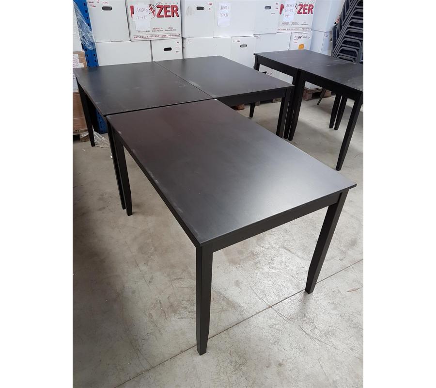Lot de 3 tables ikea rectangulaire for Ikea table rectangulaire