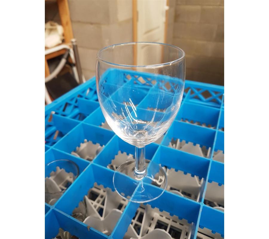 lot de 9 paniers pour lave vaisselle 49 verres avec 200. Black Bedroom Furniture Sets. Home Design Ideas