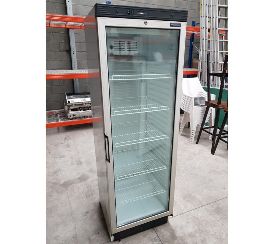 frigo vitr universal cooling. Black Bedroom Furniture Sets. Home Design Ideas