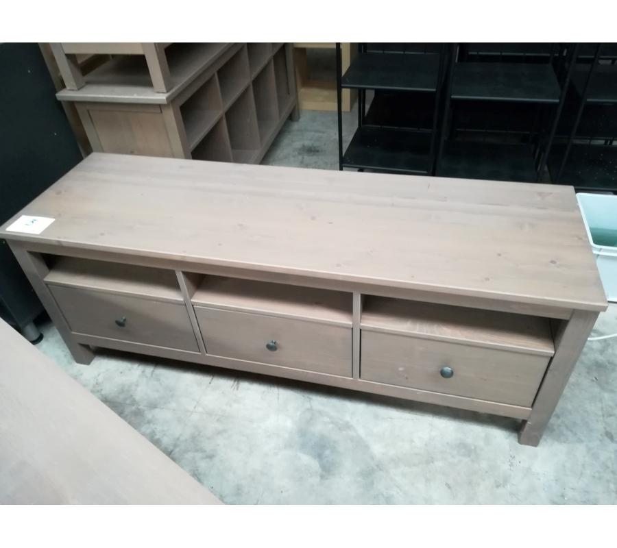 meuble ikea bas brun 3 casiers 3 tiroirs. Black Bedroom Furniture Sets. Home Design Ideas