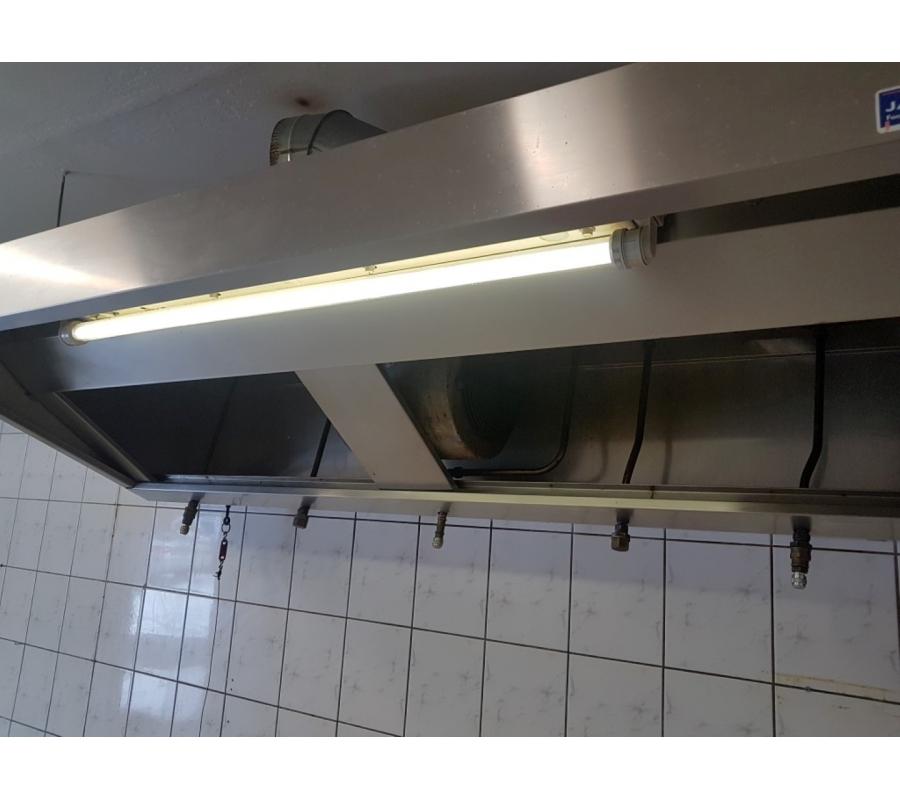Hotte de cuisine avec groupe moteur int gr - Moteur de hotte de cuisine ...