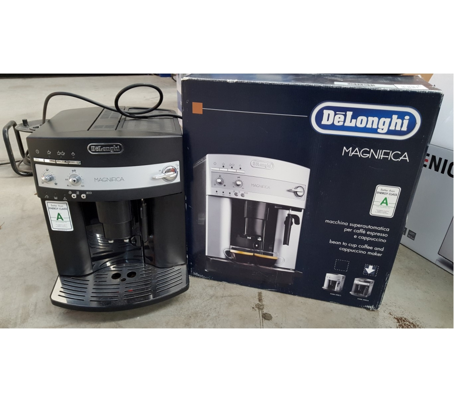 Machine caf delonghi magnifica - Machine a cafe delonghi ...