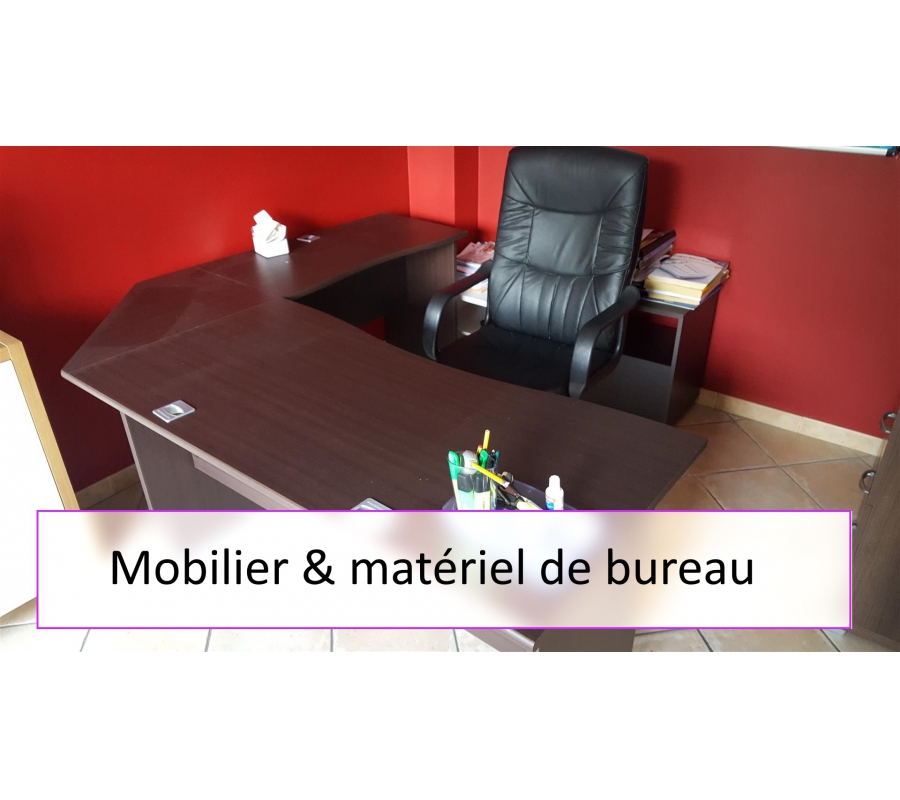 Mat riel de bureau informatique for Bureau informatique
