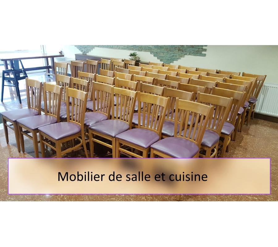 Mobilier De Salle Et Cuisine